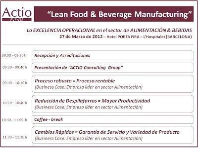 Lean Food & Beverage