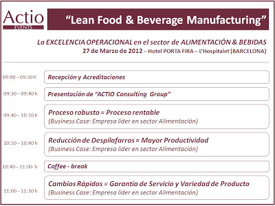 Lean Food & Beverage