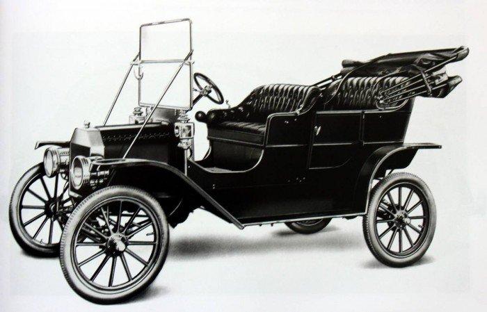 aniversario Ford T
