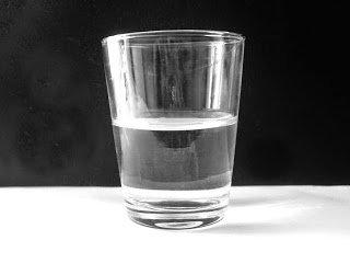 vaso vacío o lleno