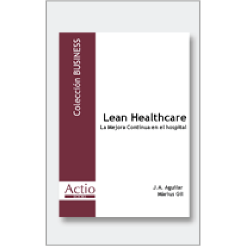 Libro Lean Healthcare
