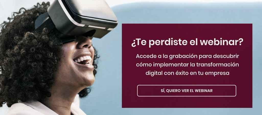 Accede a la reproducción del webinar reflexiones sobre la industria 4.0