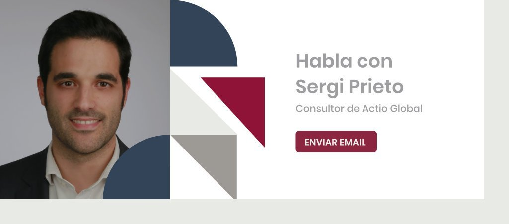 Habla con Sergi Prieto, consultor de Transformación Digital en Actio Global