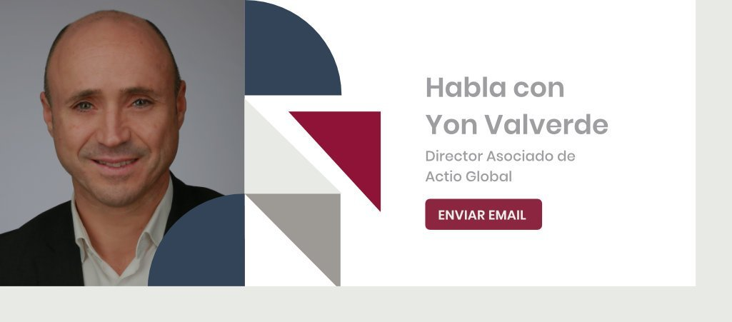Habla con Yon Valverde de Actio Global